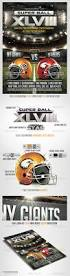 super bowl party invitation template super ball football flyer template by saltshaker911 graphicriver