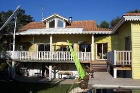 chambre d hote landes bord de mer chambre d hôtes la maison jaune à capbreton dans les landes