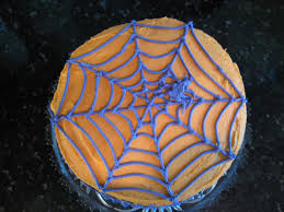 Spider Halloween Cakes by Welcome To The Mad House Halloween Cakes