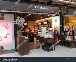 Home Design Store Amsterdam by Amsterdam Netherlands April 12 2017 Rituals Stock Photo 621022682
