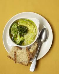 cuisiner du chou vert soupe kale brocoli chou vert et chou romanesco pour 6 personnes