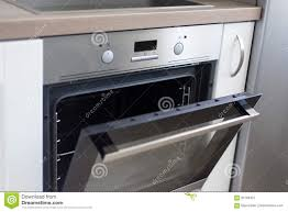 up modern kitchen close up of electric stove in modern kitchen stock photo image