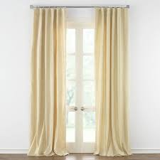 Pale Yellow Curtains by Decorating Beautiful Drapery Panels For Window Covering Ideas
