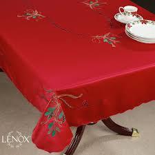 lenox nouveau cutwork table linens