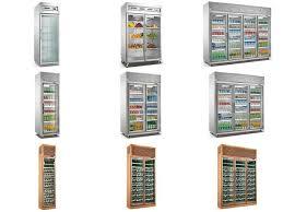 wine refrigerator cabinet glass door beverage refrigerator