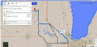 Directions And Maps Peniel Maps Welsh Gymanfa Ganu Association Of Wisconsin Wggaw