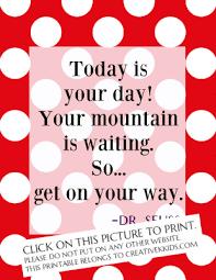 8 free printable motivational inspirational dr seuss quotes