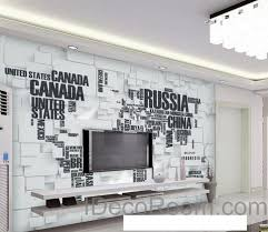 wall stickers murals 3d wall murals idecoroom