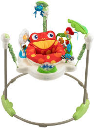 amazon com fisher price rainforest jumperoo infant bouncers