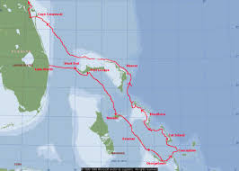 Map Of Florida And Bahamas by Scorpio U0027s Maps