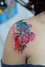 best 25 north star tattoos ideas on pinterest star tattoos