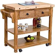 kitchen island chopping block sedona butcher block kitchen island cart bar