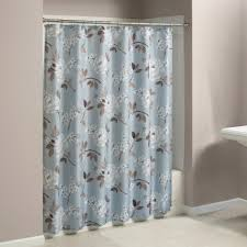 Wide Fabric Shower Curtain Wide Shower Curtain Liner Fabric Shower Curtain Ideas