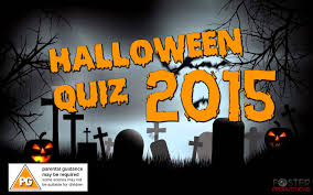 halloween quiz 2015 youtube