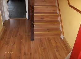 Laminate Floor Stair Nosing Laminate Stairs Www Bargainflooring Ie How To Install