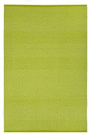 Zen Area Rugs Fab Habitat Zen Woven Green Indoor Outdoor Area Rug Reviews