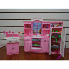 Dolls House Kitchen Furniture Aliexpress Com Buy Miniature Furniture My Fancy Life Kitchen For