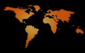 world map wallpaper and background 1680x1050 id 75867