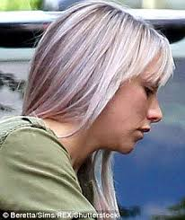 hairstyles for 36 year old chloe madeley displays new hairstyle while out in london daily
