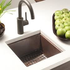 Copper Kitchen Decor by Decor Risigner Black Prep Sink In Round Shape For Kitchen