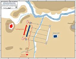 Punic Wars Map Map Of The Battle Of The Trebia December 218 Bc