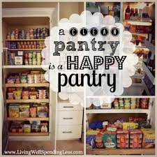 Organize Cabinets In The Kitchen Organize Your Pantry Day 2 Living Well Spending Less