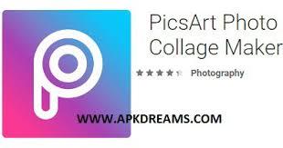 picsart photo editor apk picsart photo studio collage v9 17 0 apk apkdreams