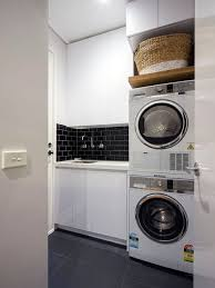 laundry in bathroom ideas small bathroom laundry room combo ideas houzz