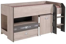 Schreibtisch Ausfahrbar Hochbett Mit Schreibtisch Fabric9