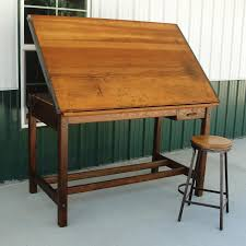Hamilton Manufacturing Company Drafting Table Vintage Hamilton Drafting Table Vintage Drafting Table By