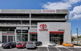 toyota dealer seattle djc com local business news and data construction