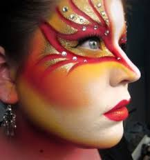 absolutely stunning fantasy makeup