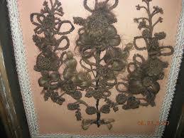 hair wreath hair wreath of mourning