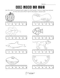 measuring worksheet 3 worksheets