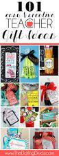 Teacher Gift Basket 101 Easy U0026 Creative Teacher Gift Ideas