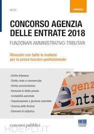 maggioli editore sede concorso agenzia delle entrate 20148 cotruvo giuseppe maggioli
