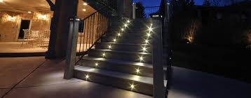 design outdoor stair lights led decoration outdoor stair lights