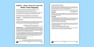 biography an autobiography difference ks2 biographies and autobiographies primary resources
