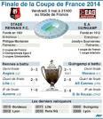 Coupe de France : revivez la victoire de Guingamp sur Rennes (2-0.