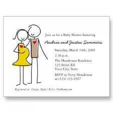 baby shower for couples white couples baby shower invitations bs064