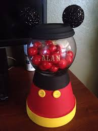 welcome to lipstickvida diy mickey mouse gumball machine under 10