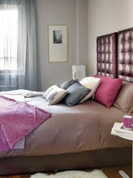Cream And Pink Bedroom - bedroom adorable design ideas using round white leather chairs