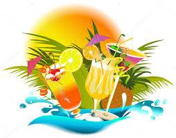 tropical drink emoji tropical drink names images