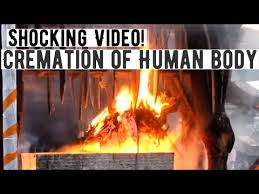 cremation procedure shocking cremation of human the of the king
