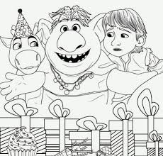 sven coloring free coloring pages