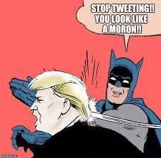 Meme Generator Batman Slap - batman slaps trump imgflip