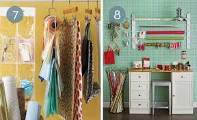 how to store wrapping paper and gift bags roundup 10 genius gift wrap storage solutions curbly