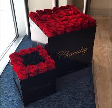 boxed roses chavalry gallery