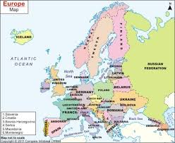 netherlands map cities maps of netherlands cities tourist map of europe