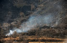 Fires Near Denver Map by Wildfire Near Golden 50 Percent Contained U2013 The Denver Post